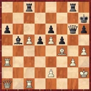 Stellung nach 36... Dg7xg6
