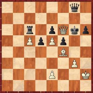 Stellung nach 47. De7-f6+