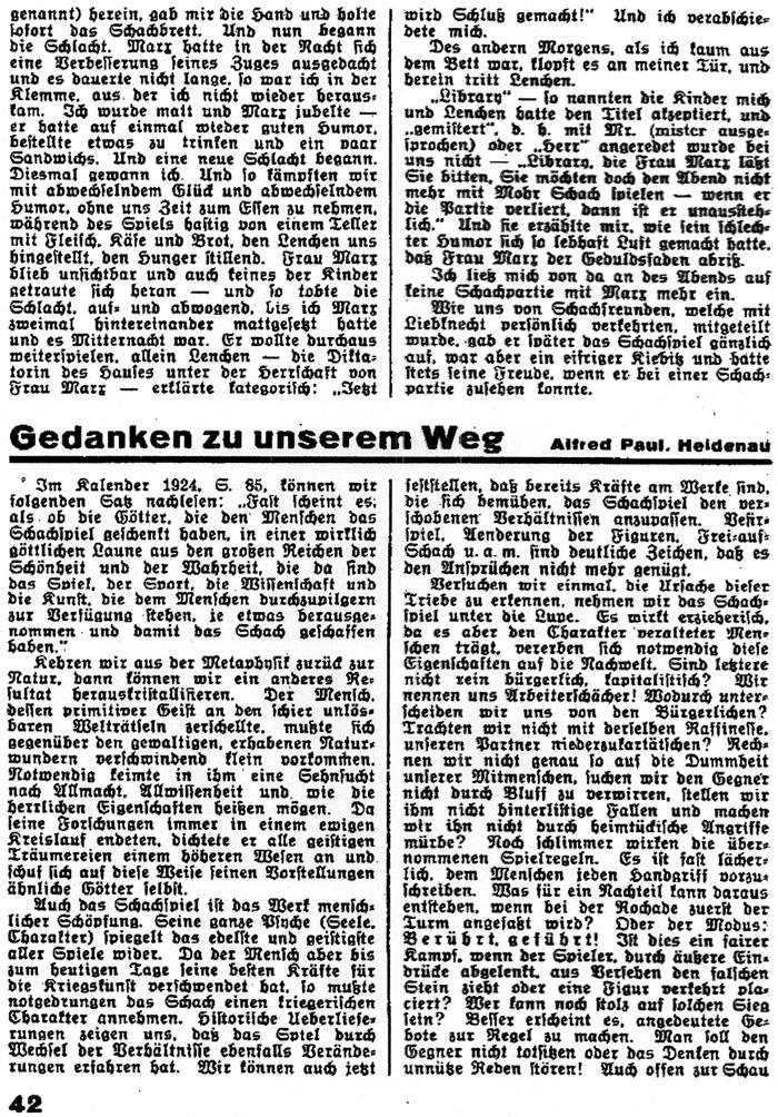 DAS Nr. 3 März 1933 Seite 42