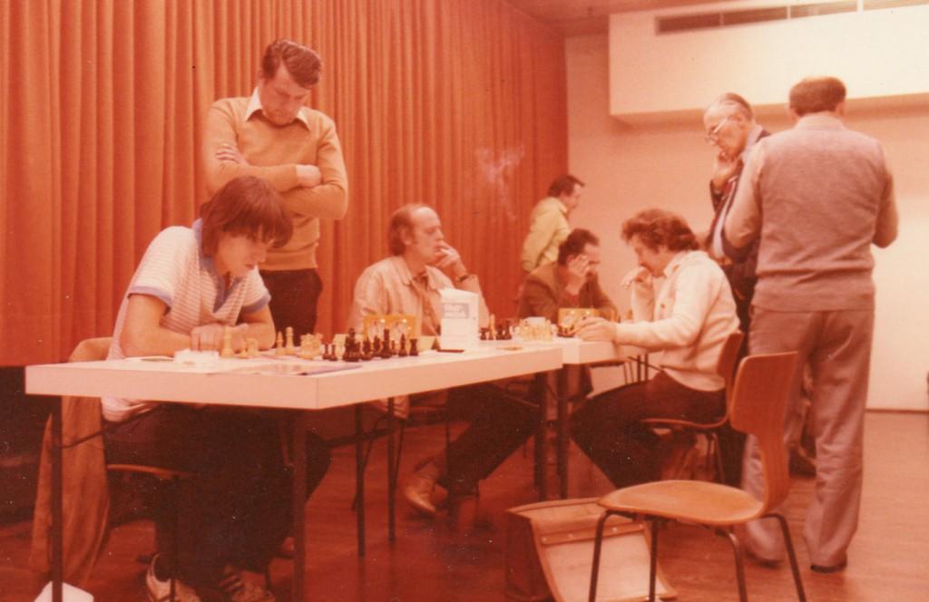 BEM 1981 im Freizeitheim Vahrenwald