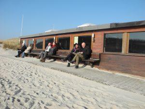 Relaxen am Kap Horn