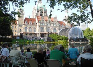 2. NDR Klassik Open Air 2015 im Maschpark