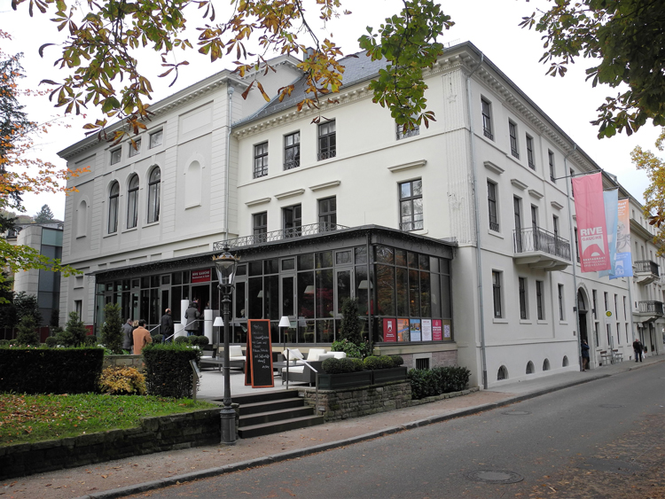 Kulturhaus La8 Baden Baden De